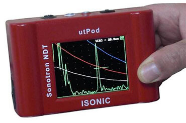 Equipment Sales ISONIC utPod